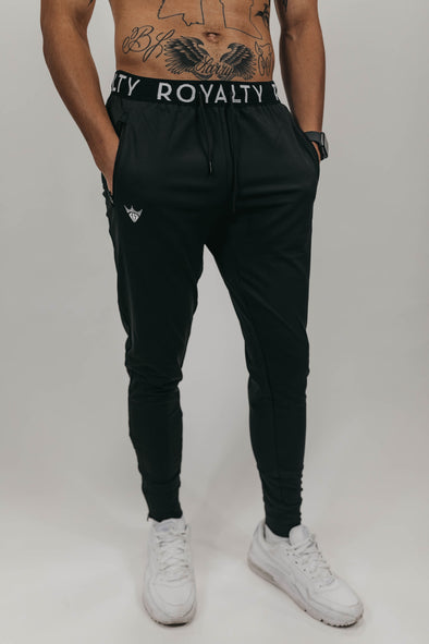 Men's Speed Flex Tapered Jogger (Black)