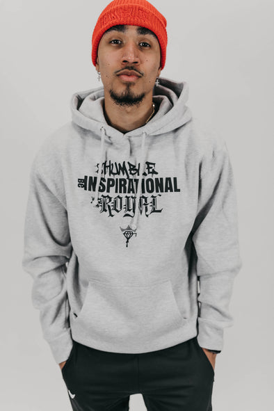 BE ROYAL Heavyweight Hoodie