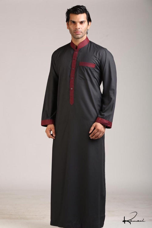 Men's Islamic Clothing: Husn Thobe