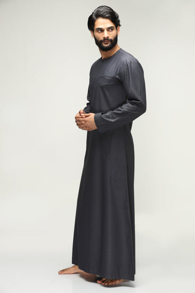Kamani Islamic Clothing for Men - Seeker Thobe