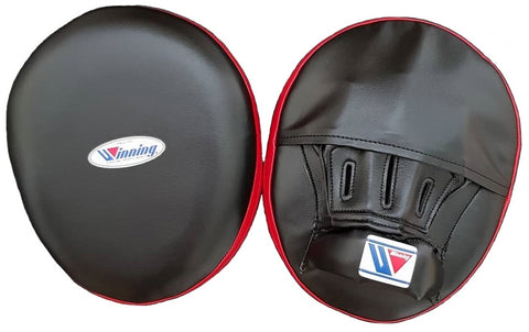 Winning Soft Type Mitts - Finger Cover - Black · Red - WJapan Store