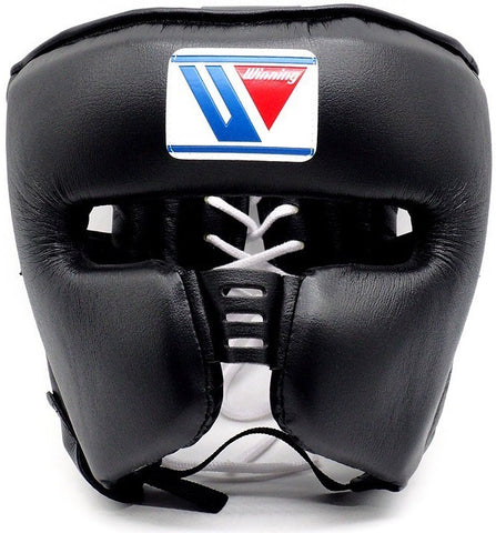 Winning Special Cheek Protector Headgear - Black - WJapan Store