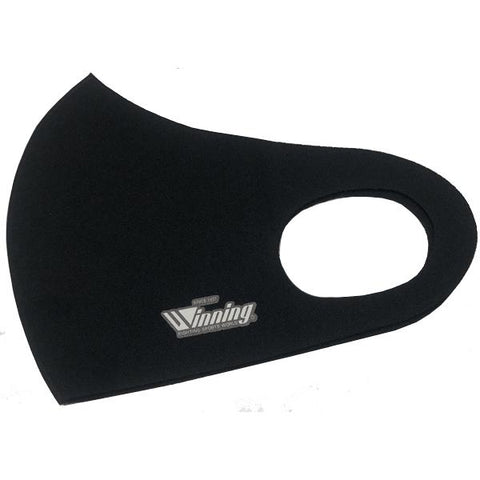 Winning Face Mask - Black