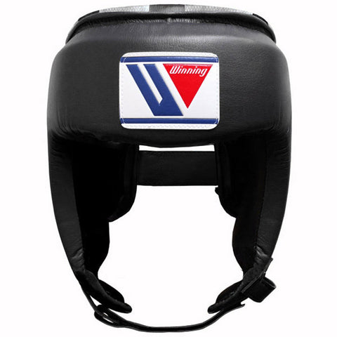 Winning Open Face Headgear - Black - WJapan Store