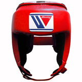 Winning Open Face Headgear - Red - WJapan Store