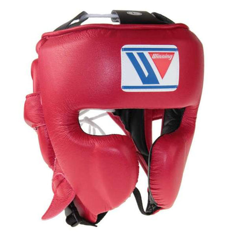 Winning Cheek Protector Headgear - Red - WJapan Store