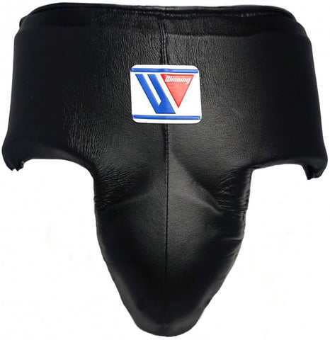 Winning Black High Cut Groin Protector - WJapan Store