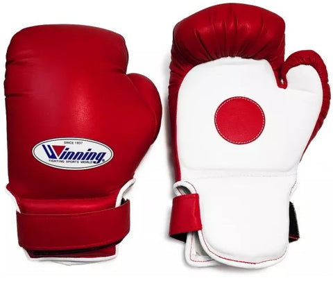 Winning Combination Punch Mitts
