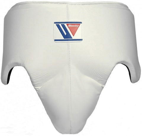 Winning Standard Cut Groin Protector - White - WJapan Store