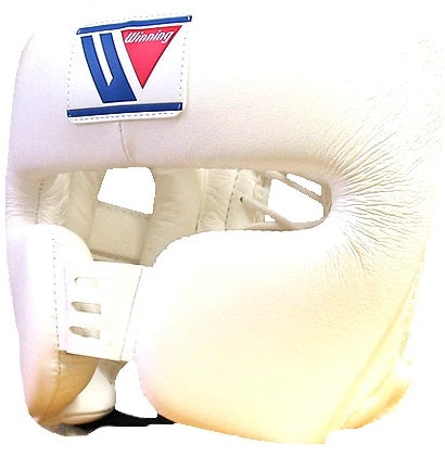 Winning Special Cheek Protector Headgear - White - WJapan Store