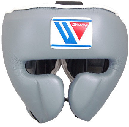 Winning Cheek Protector Headgear - Gray - WJapan Store