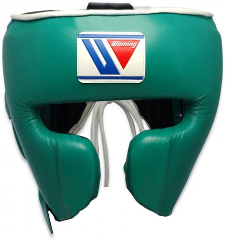 Winning Cheek Protector Headgear - Green - WJapan Store