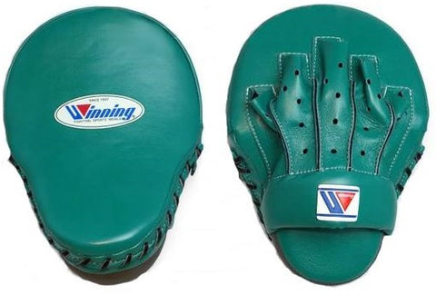 Winning High-Grade Type Punch Mitts - Green - WJapan Store