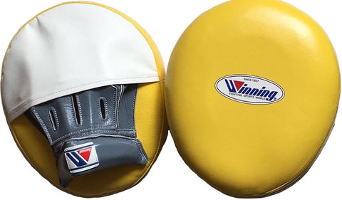 Winning Soft Type Mitts - Finger Cover - Yellow · White · Gray - WJapan Store