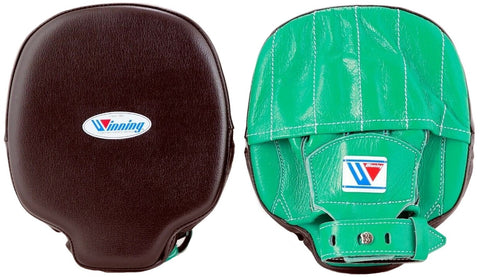 Winning High-Grade Type Punch Mitts - Green · Black - WJapan Store