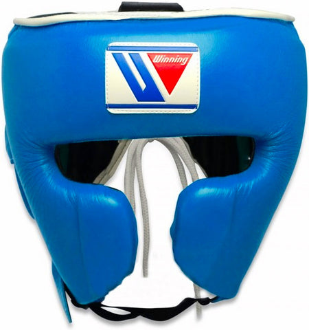 Winning Cheek Protector Headgear - Sky Blue - WJapan Store