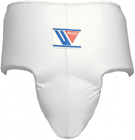 Winning High Cut Groin Protector - White - WJapan Store