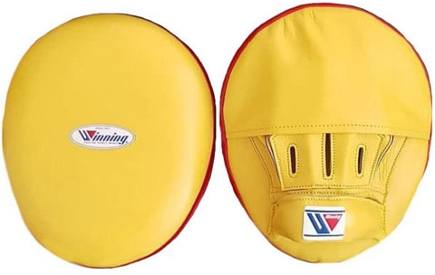 Winning Soft Type Mitts - Finger Cover - Yellow · Red - WJapan Store