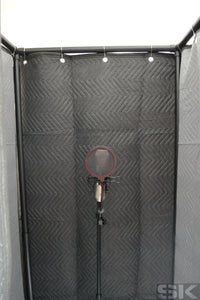 Soundkitz Deluxe Walk in Vocal Booth 3