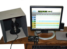 Soundkitz Portable Desktop Vocal Recording Booth 9
