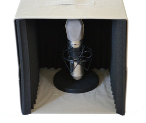 Soundkitz Portable Desktop Vocal Recording Booth 7