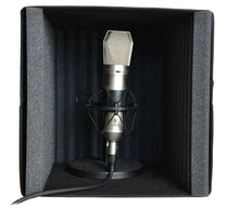 Soundkitz Portable Desktop Vocal Recording Booth 10