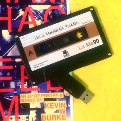 This is Ramshackle Freedom (USB Casette)