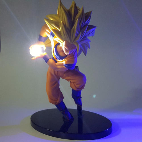 SSJ3 Goku Kamehameha Led Light - Saiyan Fever