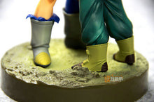 Vegeta and Trunks Action Figure - Saiyan Fever