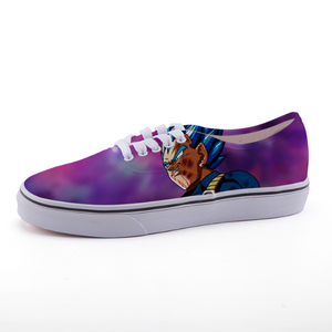 Low-Top Dragon Ball Z Shoes - Saiyan Fever
