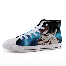Dragon Ball Z Converse Shoes - Saiyan Fever