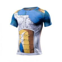 Vegeta Armor T-Shirt - Dragon Ball Z - Saiyan Fever