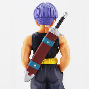 Future Trunks Action Figure - Saiyan Fever