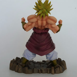 Super Saiyan Broly Dragon Ball Z Action Figure - Saiyan Fever