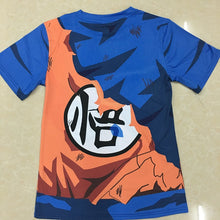 Goku Fitness Shirt - Dragon Ball Z - Saiyan Fever