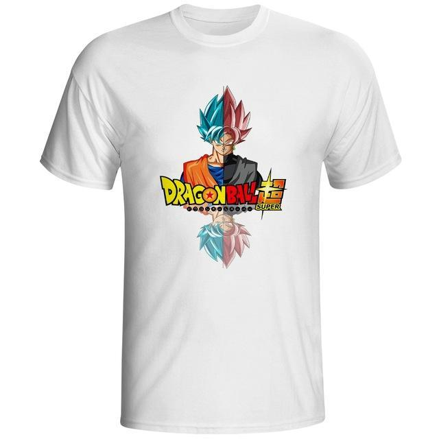 Dragon Ball Super Goku T-Shirt - Saiyan Fever