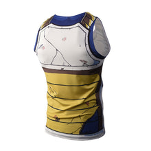 Dragon Ball Z Compression Shirt - Saiyan Fever