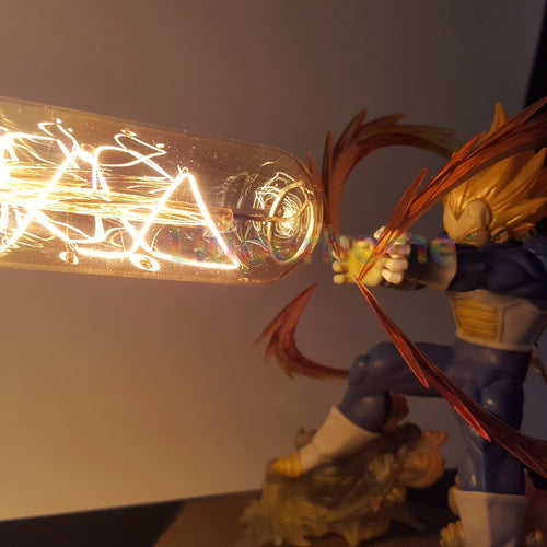 Super Vegeta LED Light Lamp - Saiyan Fever