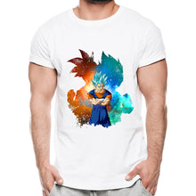 Dragon Ball Super T-Shirt  - Blue Vegito - Saiyan Fever