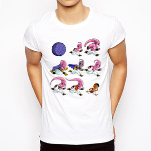 Dragon Ball Z Vegeta / Frieza / Cell / Buu Evolutions T-Shirt - Saiyan Fever