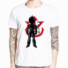 Dragon Ball Z Hipster Anime T-Shirt - Saiyan Fever