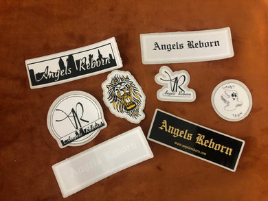 ANGELS REBORN STICKER PACK (8 STICKERS)