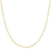 Gold 'Stuck in Chains' Necklace - Troublemaker.gr