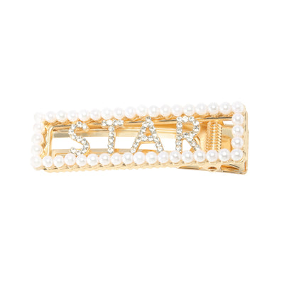 Star Pearl Hairclip - Troublemaker.gr