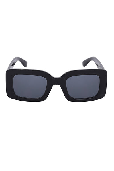 South Beach Black Square Sunglasses - Troublemaker.gr