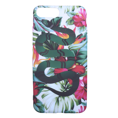 Flower Snake iPhone Case - Troublemaker.gr