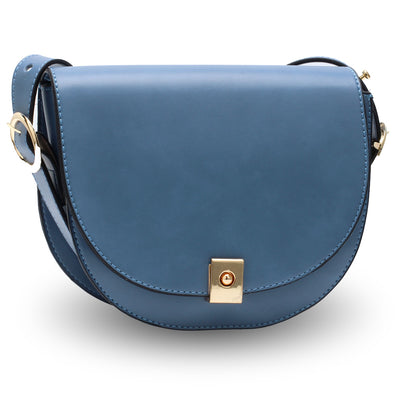 Blue Shoulder & Cross Body Bag - Troublemaker.gr