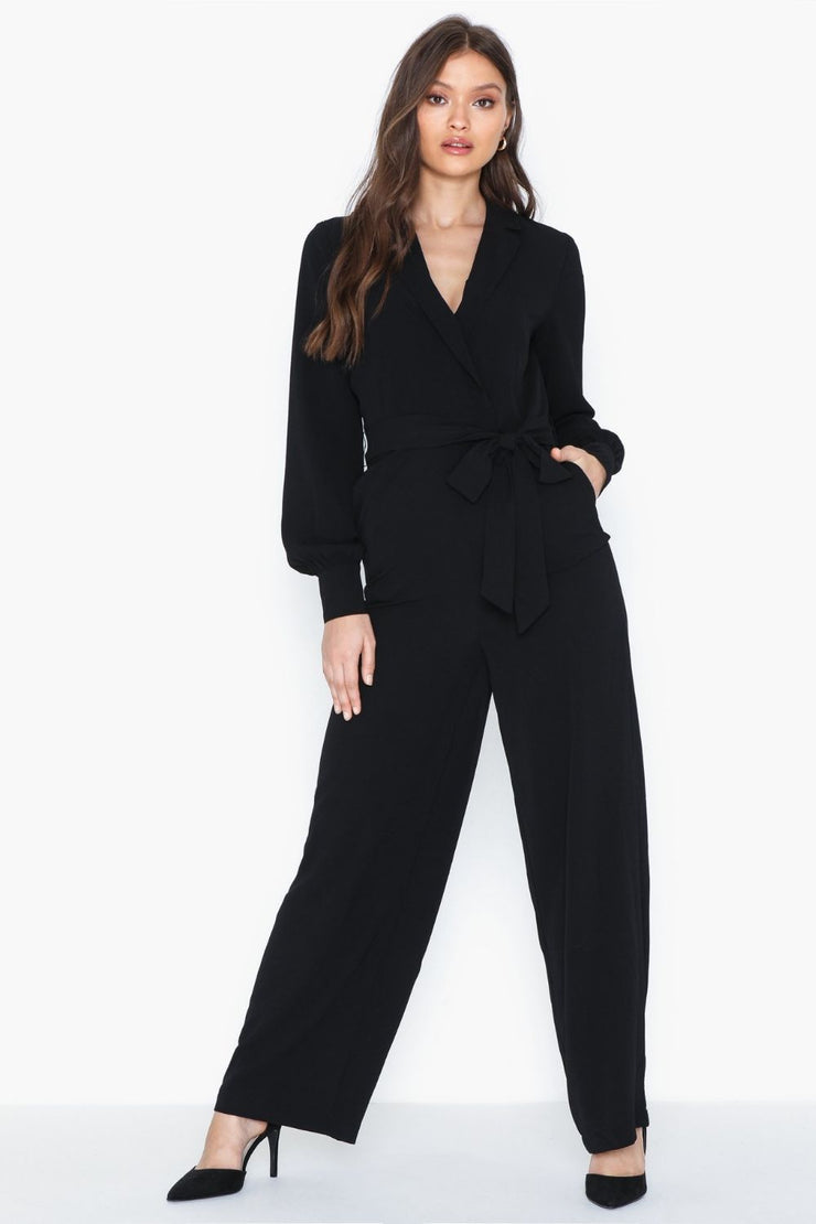 Only Black Talia Jumpsuit - Troublemaker.gr