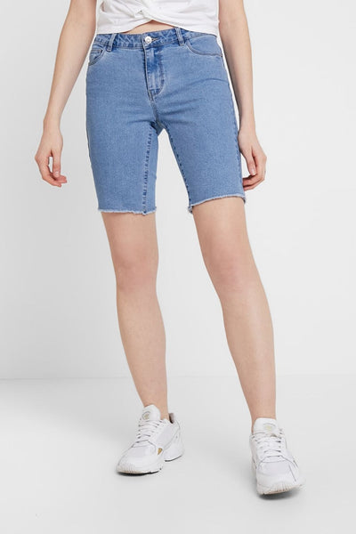 Only Amaze Regular Bermuda Denim Shorts - Troublemaker.gr