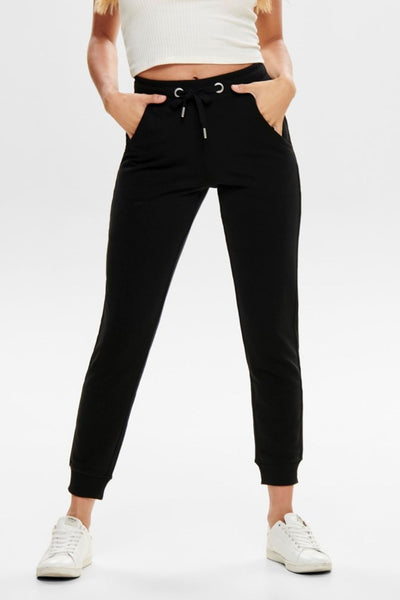 Only Black Marbella Sweatpants - Troublemaker.gr
